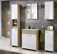 Kúpeľňová zostava PALERMO mat