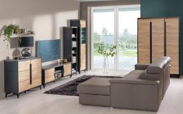 Obývacia izba Naira I - fresco/jaseň