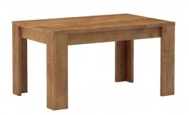 Jedálenský stôl rozkladací 160 INDIANAPOLIS jaseň svetlý
