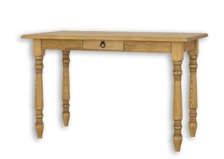 Rustikálny jedálenský stôl MES 04 - výber morenia