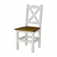 Jedálenská stolička masív SIL 02 - výber morenia