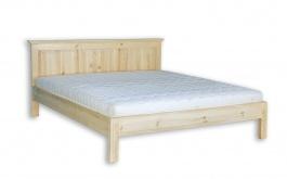 Masívna posteľ 140x200 ACC 01 - výber morenia