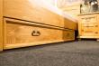 Sedliacky šuplík pod posteľ 198x60cm SUF 01 - výber morenia