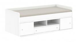 Detská posteľ REA Poppo - biela - výber čiel