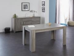 Jedálenský stôl Louisa - dub flinstone
