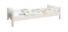 Detská posteľ Eveline 90x200cm - biela