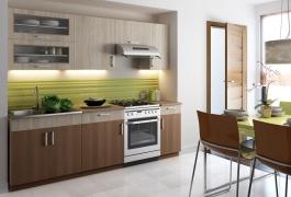 **Kuchyňa BIANCA 240 s výklopom
