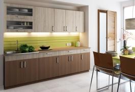 Kuchyňa BIANCA 260 s výklopom