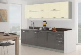 Kuchyňa KARMEN GREY 260
