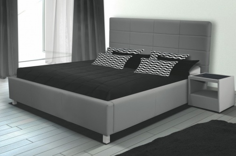 Čalúnená posteľ Lubnice IX 160