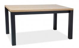 Jedálenský stôl IMPERIAL 180 dub masív