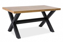 Konferenčný stolík XAVIER B dub masív