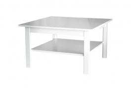 Konferenčný stolík Tamika II - biely