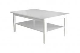 Konferenčný stolík Tamika I - biely