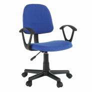 Kancelárska stolička TAMSON 811/5000 - modrá/čierna