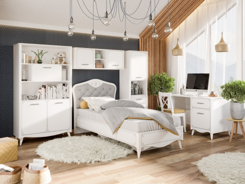 Detská izba Lily - biela