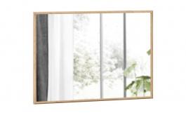 Závesné zrkadlo Melody - dub wotan
