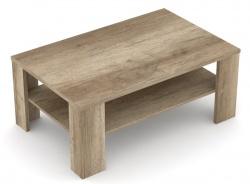 Konferenčný stolík REA 3 - dub canyon