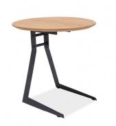 Konferenčné stolíky VICO dub / čierna