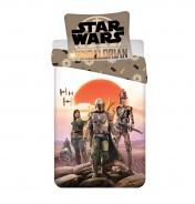 Detské obliečky Star Wars Mandalorian