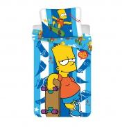Detské obliečky Bart - Skater