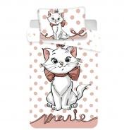 Detské obliečky do postieľky Marie Cat Dots 02