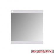Predsieňovej zrkadlo, biela / vysoký lesk, DERBY