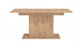 Rozkladací jedálenský stôl Stig - dub artisan