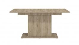 Rozkladací jedálenský stôl Stig - dub šedý