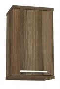 Horná kúpeľňová skrinka REA REST 3 - orech rockpile