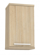 Horná kúpeľňová skrinka REA REST 3 - dub bardolino
