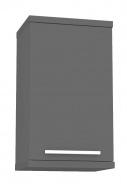 Horná kúpeľňová skrinka REA REST 3 - graphite