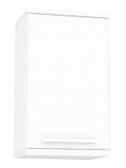 Horná kúpeľňová skrinka REA REST 3 - biela