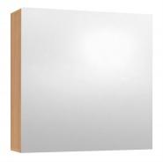 Závesná skrinka so zrkadlom REA REST 6 - buk