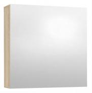 Závesná skrinka so zrkadlom REA REST 6 - dub bardolino