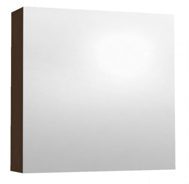 Závesná skrinka so zrkadlom REA REST 6 - wenge