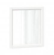 Zrkadlo Ofélie - biela