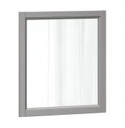 Zrkadlo Ofélie - šedá