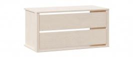 Šuplíky do skrine Annie 2D - dub provence