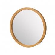 Zrkadlo rustikálne LUS 04 (pr. 62cm) - výber morenia