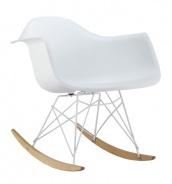 Hojdacie stoličky MONDI II biela