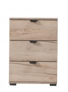 Nočný stolík Rango - dub šedý
