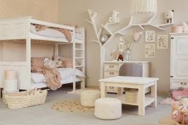 Detská izba sedliacka z masívu II - výber morenia