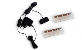 Dvojbodové LED osvetlenie Otis