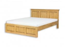 Masívna posteľ 160x200 ACC 03 - výber morenia