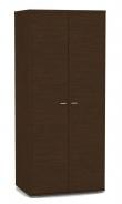 2-dverová šatníková skriňa REA Denisa Up 011 - wenge