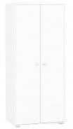 2-dverová šatníková skriňa REA Denisa Up 011 - biela