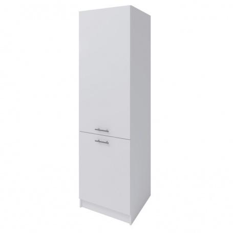 Potravinová skrinka, biela, FABIANA S60 / 210
