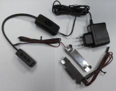 LED osvetlenie DUO 2-bodové biele
