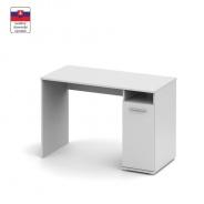 PC stôl, biela, NOKO-sing 21